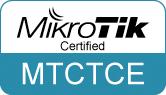 MikroTik MTCTCE